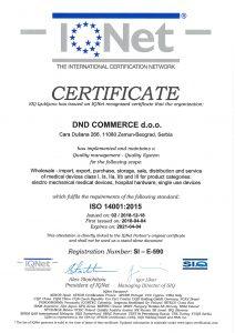 Politika kvaliteta i sertifikati