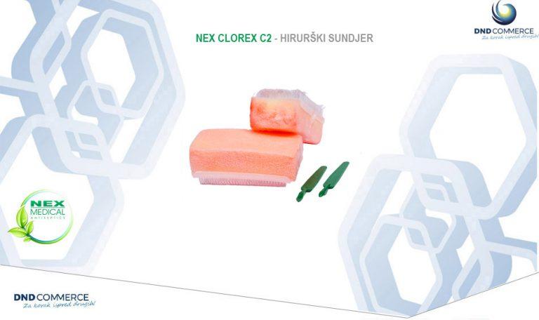 Read more about the article Nex Clorex C2 hirurška četka