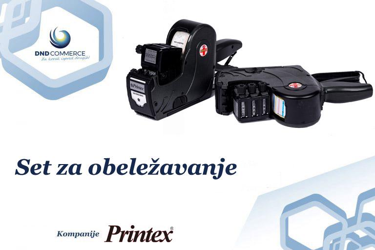 Read more about the article Printex set za obeležavanje