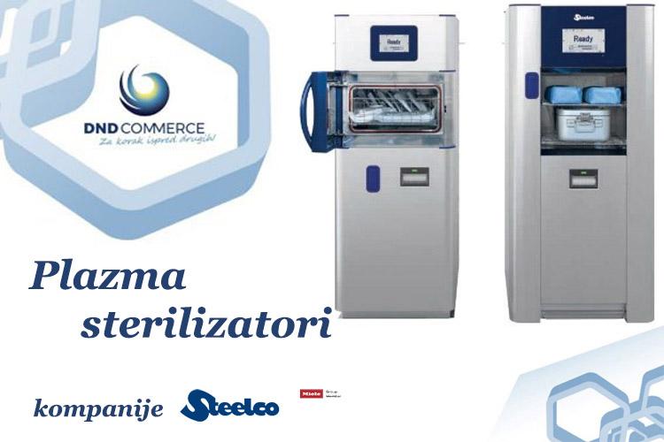 plazma sterilizatori